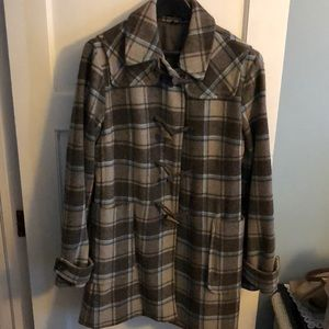 SOLD Gap Wool Pea Coat